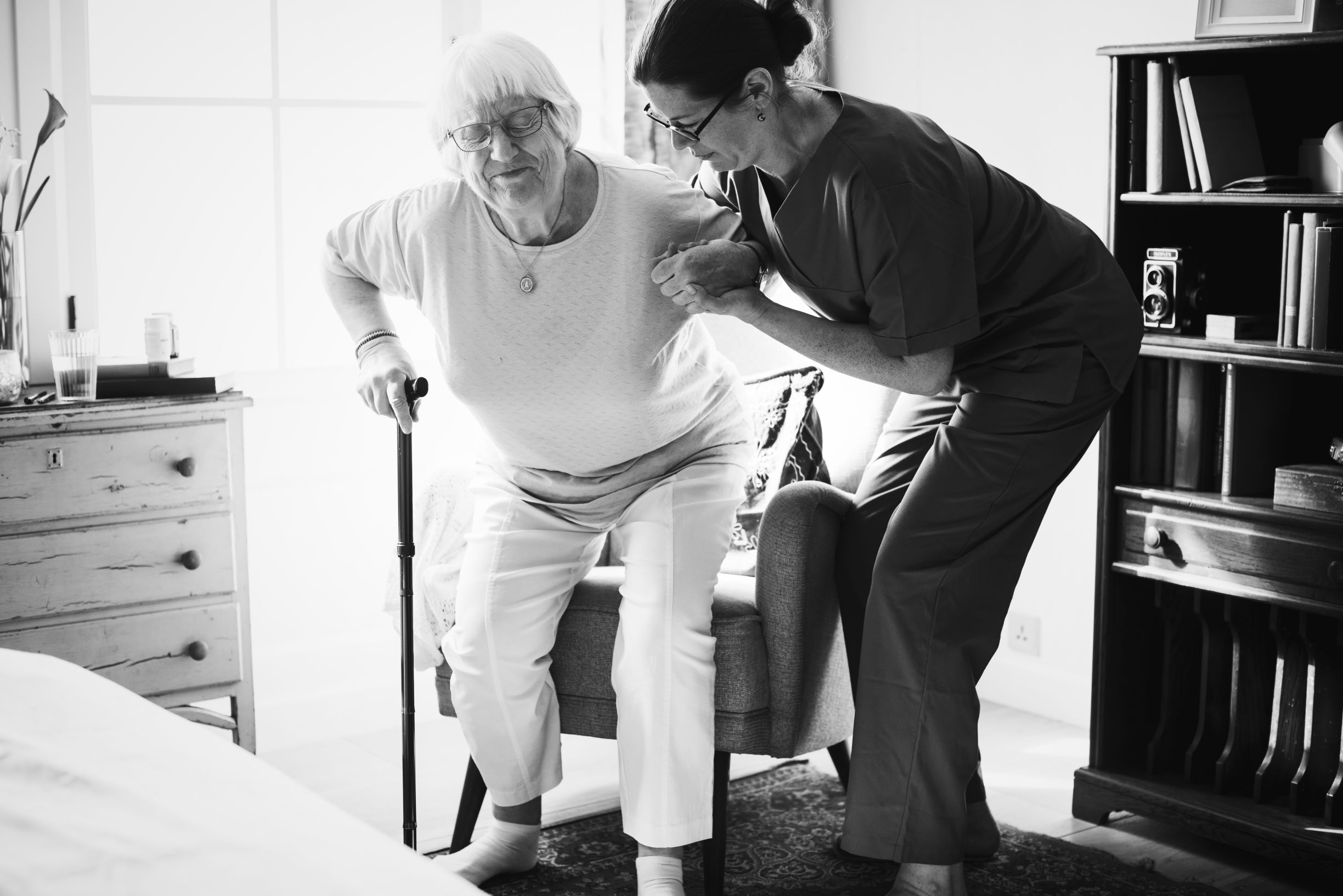 Caregiver Burden and Stress