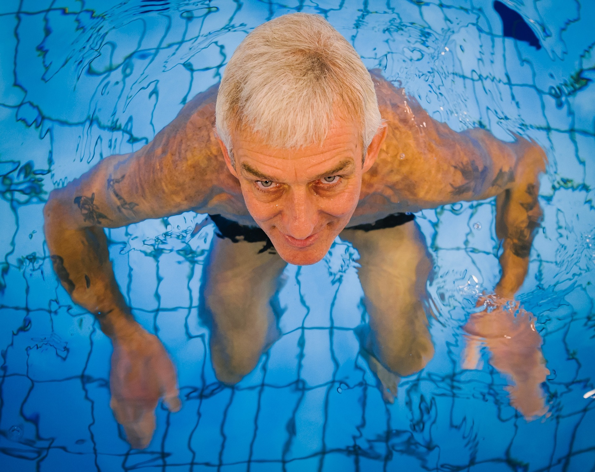 Water Aerobic Exercises for Seniors
