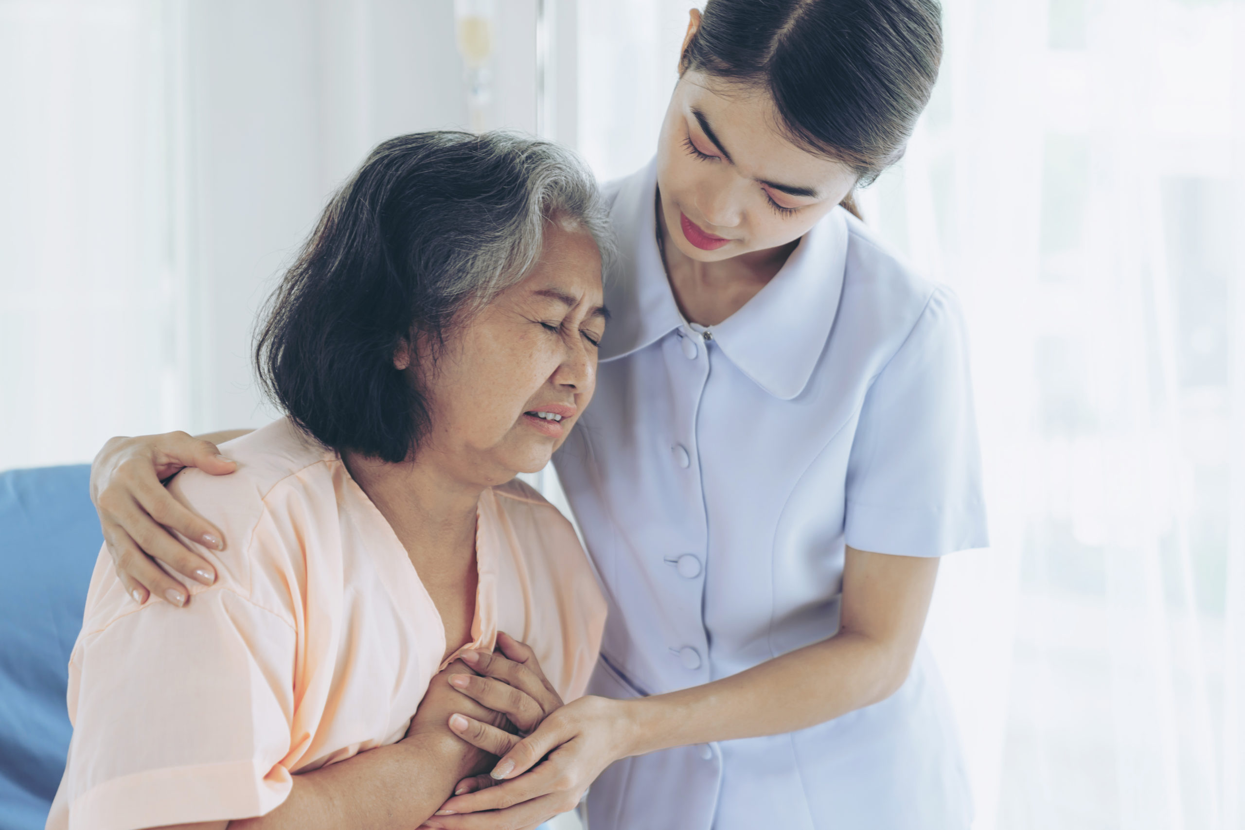 prevent falls in senior loved ones with home care services
