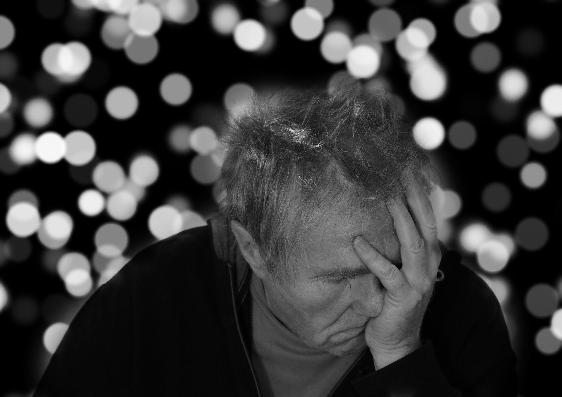 Mental Illness in Seniors