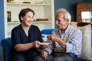 family caregivers for dementia covid