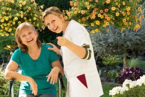 family caregiver breaks